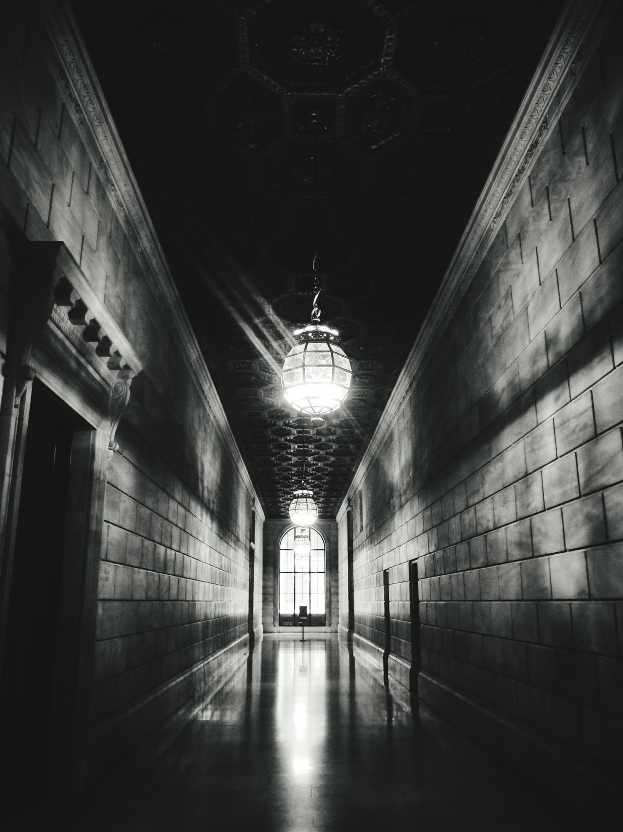 Beautiful stock photos of library, Architecture, Built Structure, Corridor, Education