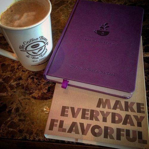 12/02/2015 Goodmorning CBTL Cbtlph Giveflavorfully Journal Coffee Cafelatte Mycoffee MyJournal