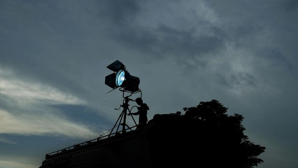 Beautiful stock photos of teenager,  Blue,  Cloud - Sky,  Cloudy,  Dusk