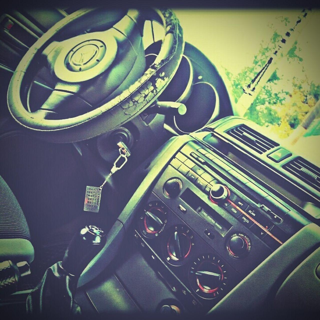 Car Cars Car Interior Indoors  CarShow Mazda MaZda3 Speed Interior Design