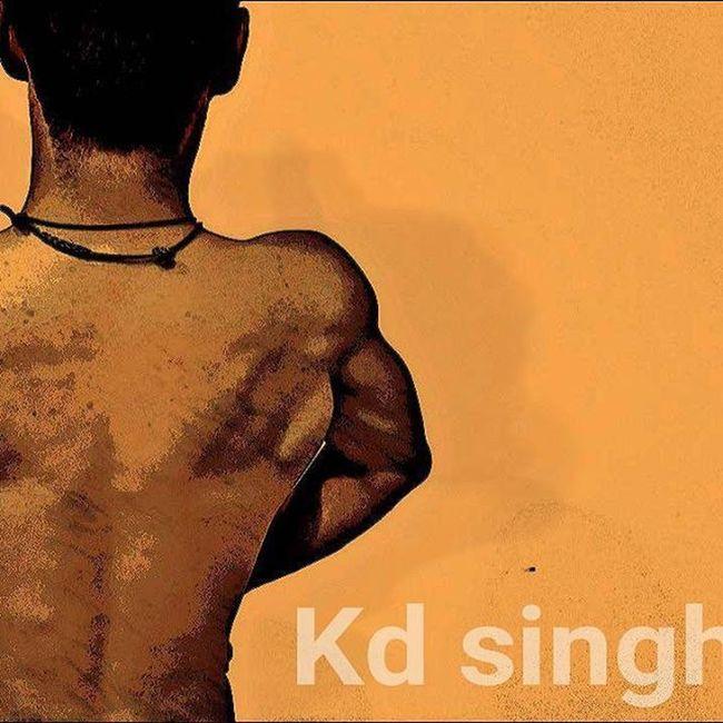 Back Black Sunburn Jodhpur GymLife Kdsingh