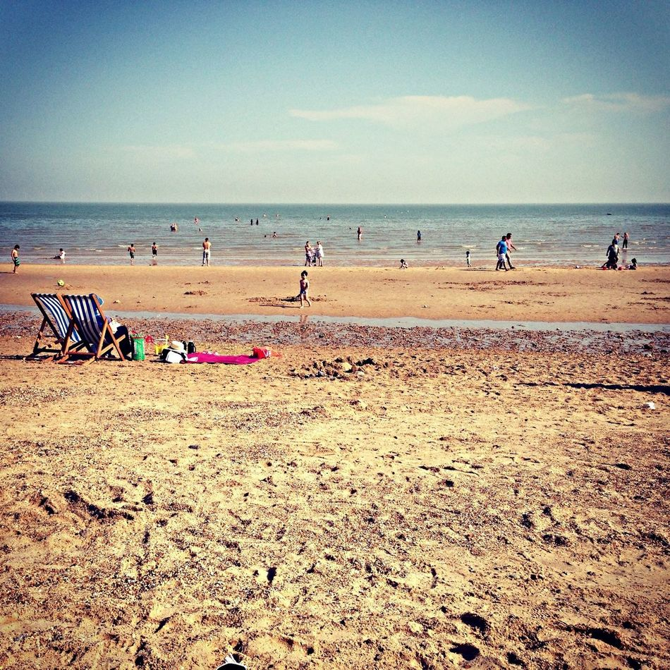 Beach Sand Holiday Sea