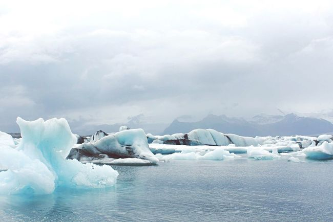 Traveling Travel Islande Waterfront Cold Temperature Tranquil Scene Tranquility Scenics Beauty In Nature Lake Water Iceberg - Ice Formation Nature Non-urban Scene Mountain Cloud - Sky Glacier Sea Day Sky Majestic Polar Climate