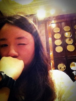 Falling asleep at Sheraton Shenzhen Futian Hotel by AdeA