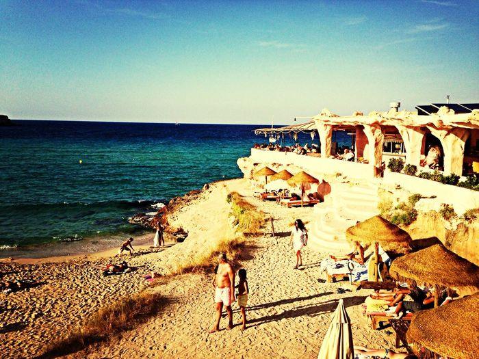 Ibiza Enjoying Life Great Atmosphere I Love Ibiza