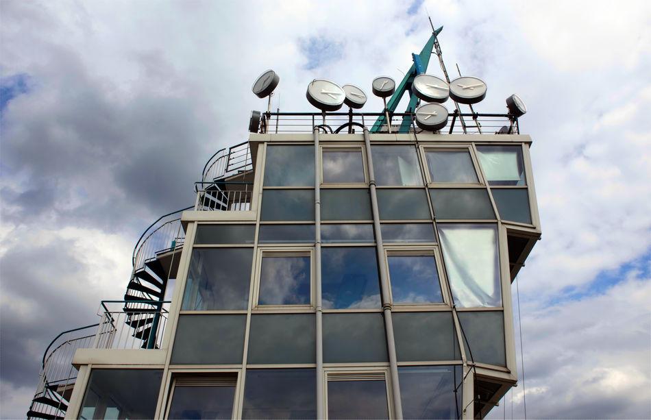 Architecture Baldeneysee Photos Official EyeEm © Building Cloud - Sky Essen City EyeEm Best Shots Geometric Shape Modern Reflection Regatta Sky And Clouds Minimalist Architecture