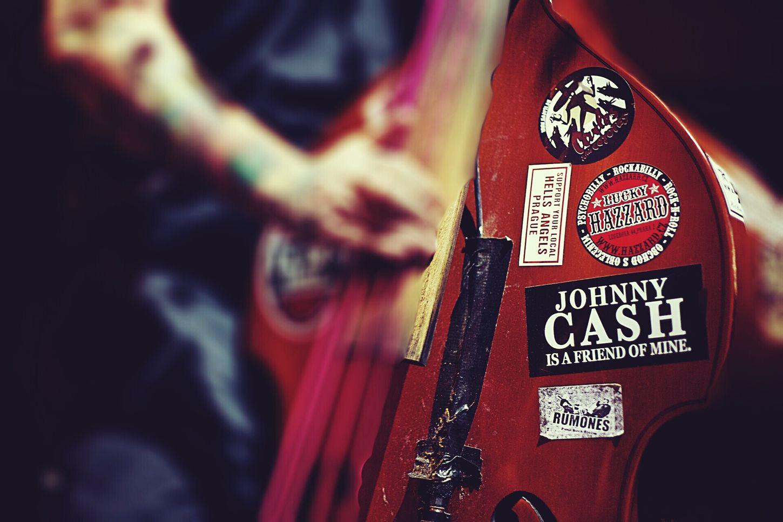 Slap Bass Rockabilly Johnnycash Johnny Cash Rock'n'Roll Rocknroll Rock N Roll Rock