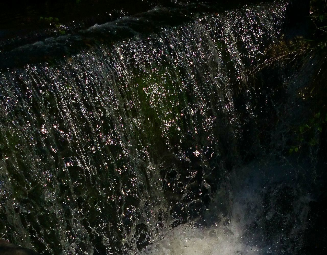 Waterfall Water Droplets Waterbrilliance Water Flowing Down Water Flow Water Crash Water Sparkle Glistening Beautiful Natural Power Of Water