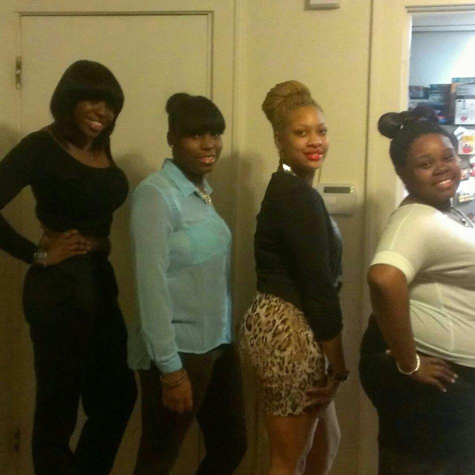 my friends &I