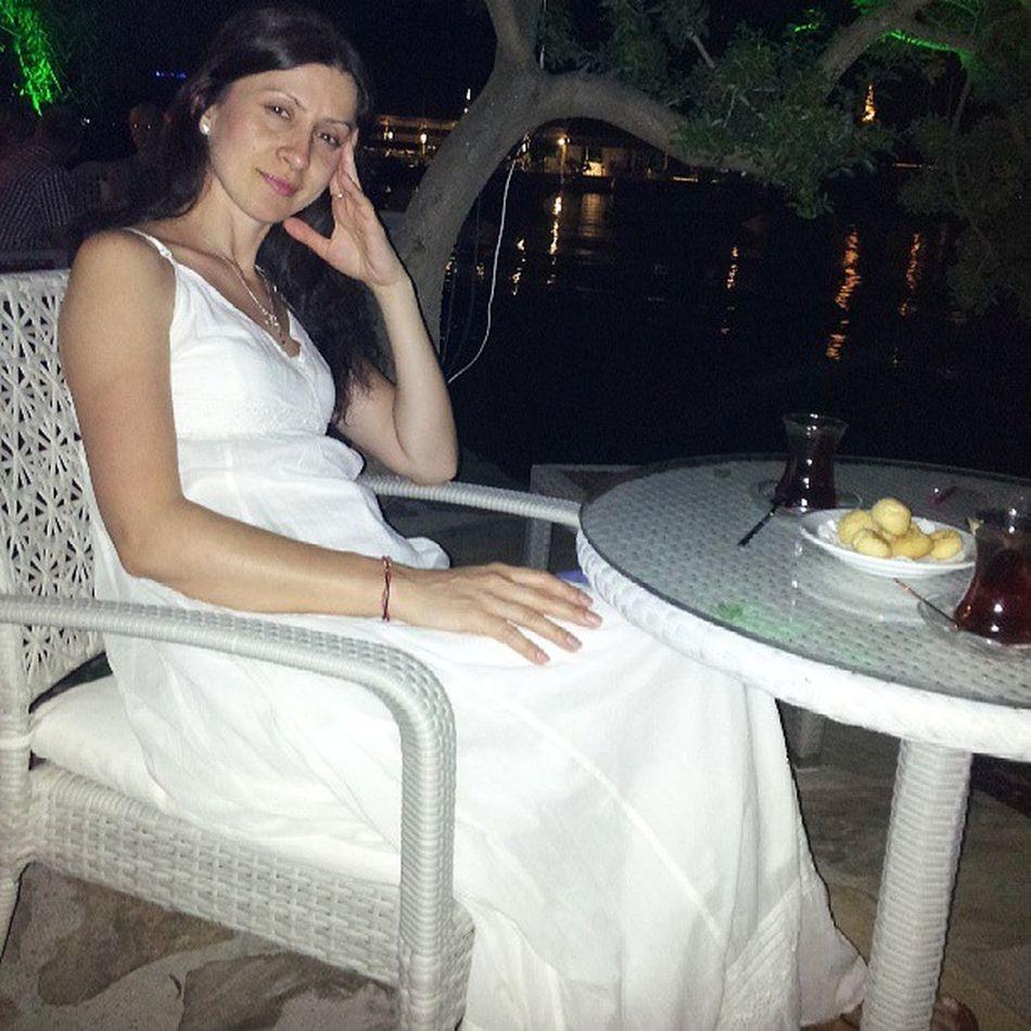 Göcek'te son geceler.. Geceguzel Kafamguzel Benguzelim çay ımdemindeguzel denizinhuzuruguzel ruzgarinesintisiguzel Göcektehayatguzel gocek dimelithotel instagram instacollage