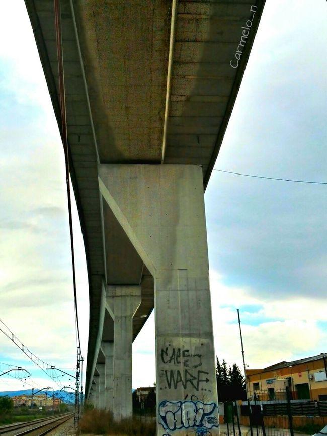 Bridge Under The Bridge Sota El Pont  Bajo El Puente