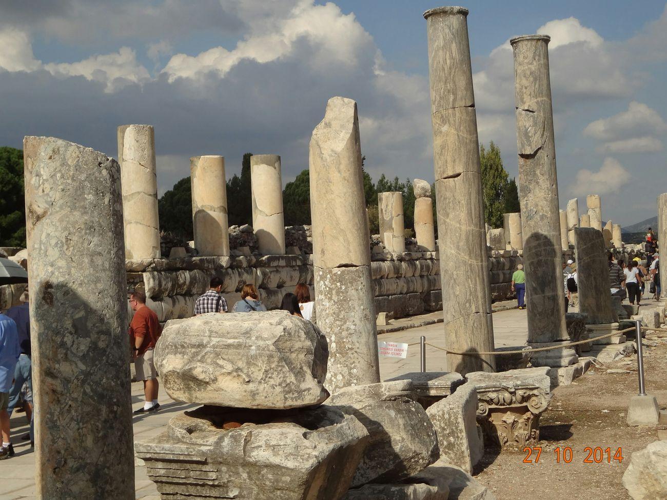 Ephesus Eyeem Ephesus - Turkey Travel Photography Historisces Ephesus
