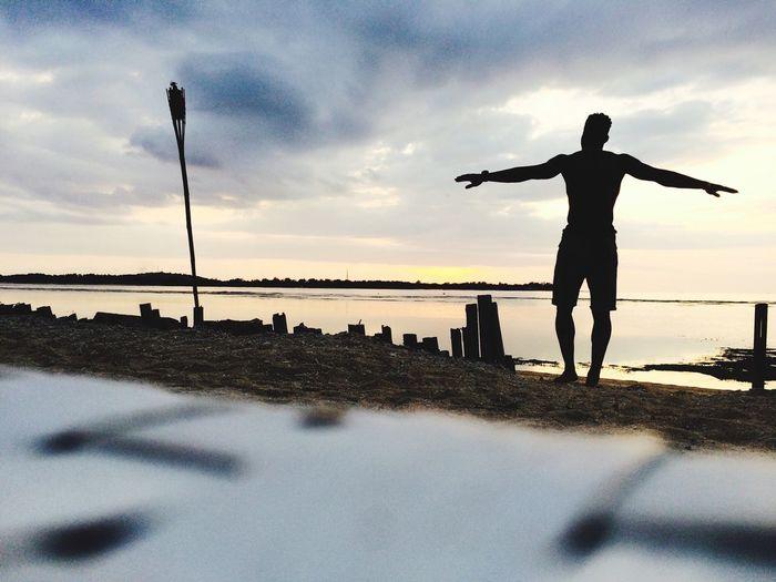 Evasion ... Fly... Sunrise LeDac Envol Giliair YOLO ✌ Mylife Escape Beach