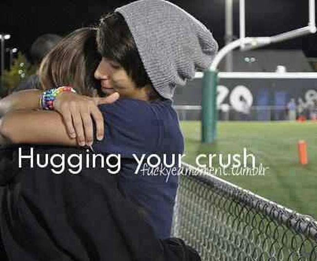I Really Want To Hug You ~