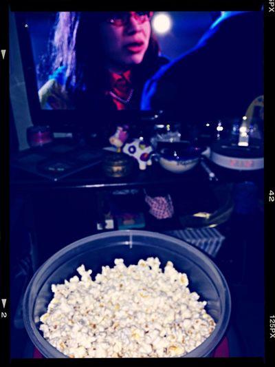 UglyBetty Popcorn Bonbons Cette série me fait aimer le dimanche soir.
