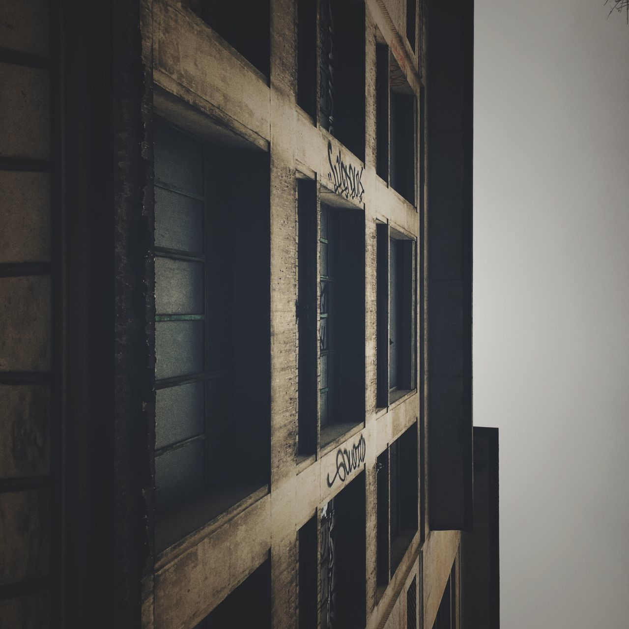 Built Structure No People Text Architecture Communication Day Indoors  Exit Sign Architectural Style Paris Modern Art Abandoned Building Industry Outdoors Building Exterior Architecture Windows
