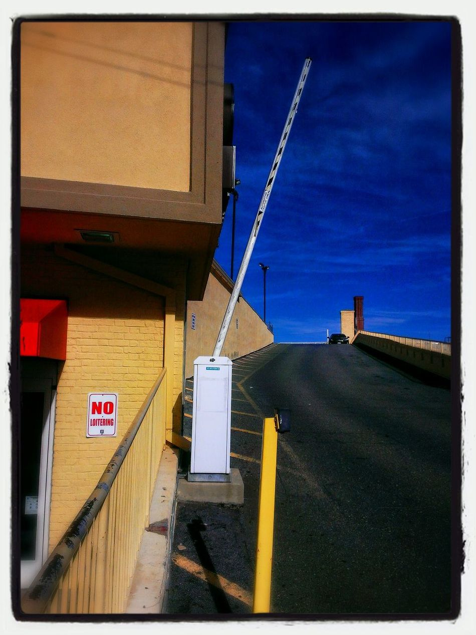 NO! Streetphotography Urban Landscape Light And Shadow