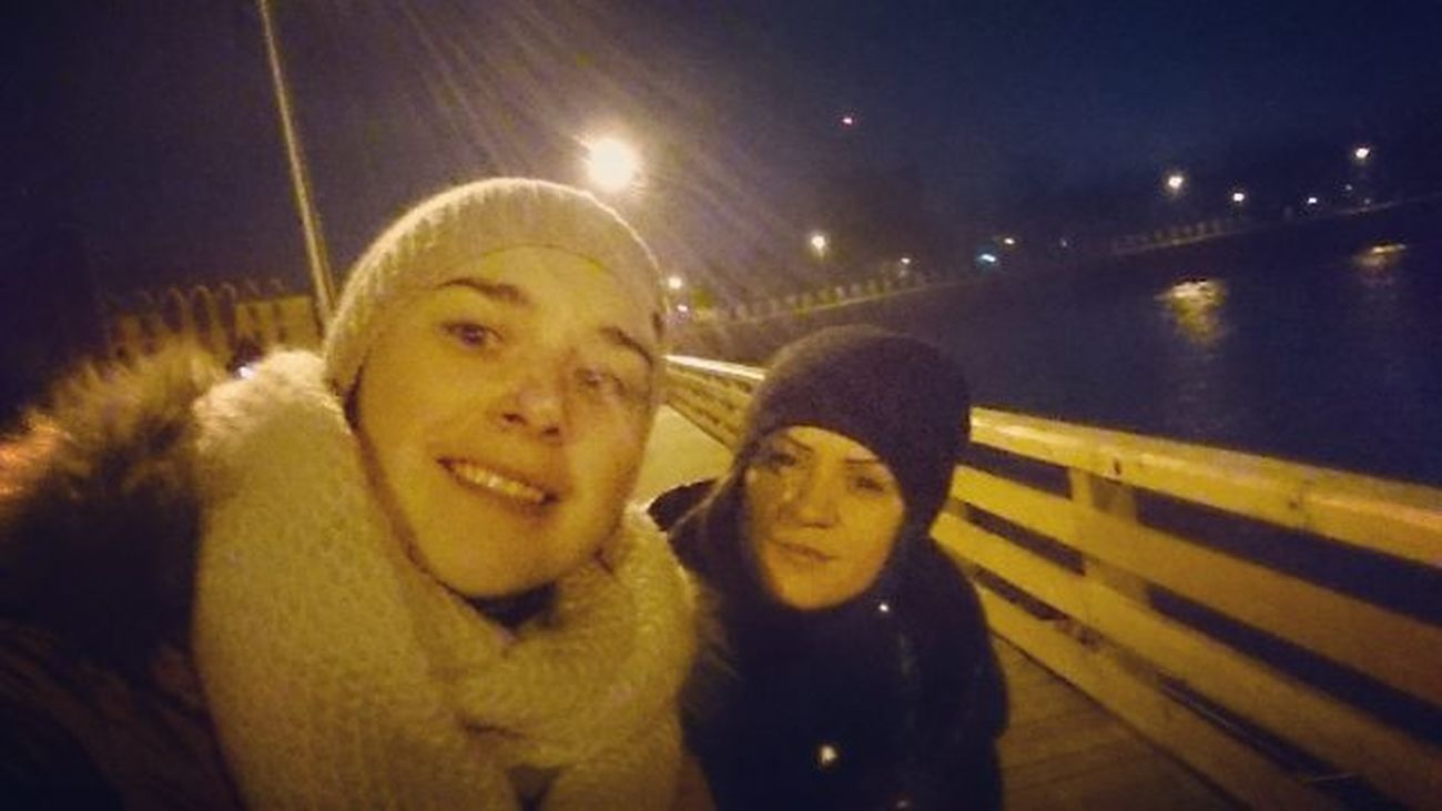 лучшие калининград Ночь Море Зеленоградск Cranz друзья улыбки