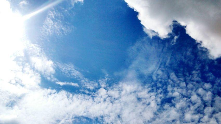 Sunset Sun Clouds And Sky Sky And Clouds Keepcalm Guarapari
