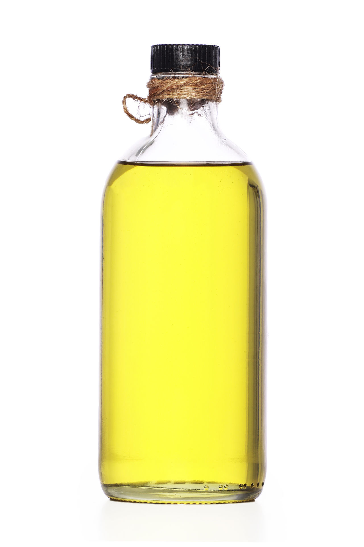 olive oil isolated on white background Bottle Freshness Malaysia Oi Oli Studio Shot Vertical White Background Yellow