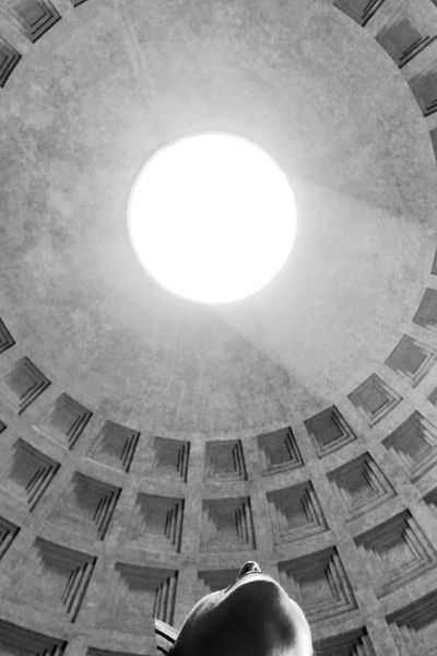 My favorite place in Roma Italy❤️ Traveling History Architecture Pantheon