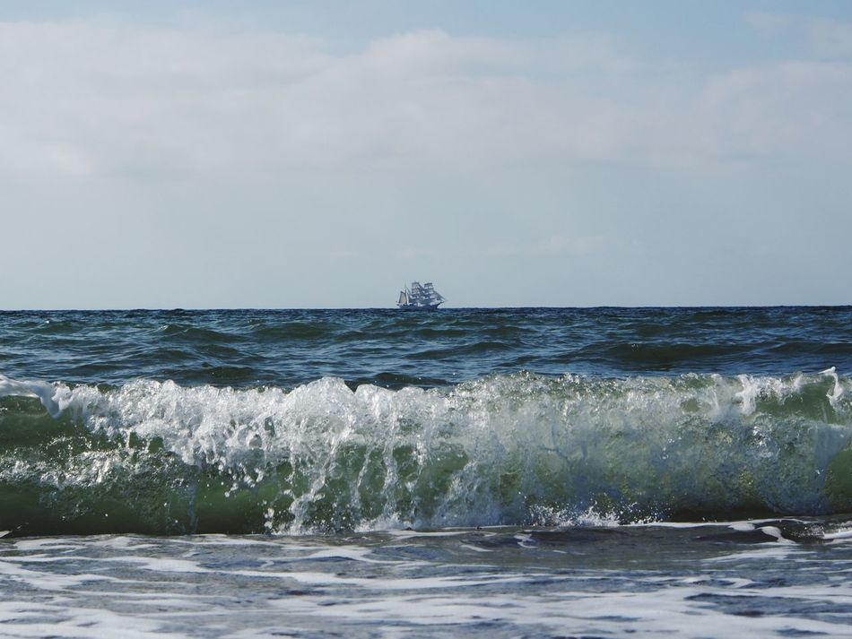 Beach Nature Boats Beachphotography Life Is A Beach Beach Photography Ostsee OpenEdit Nature_collection The Great Outdoors - 2015 EyeEm Awards Landscapes With WhiteWall