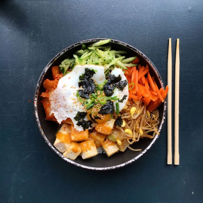 Food Coreanfood Corean