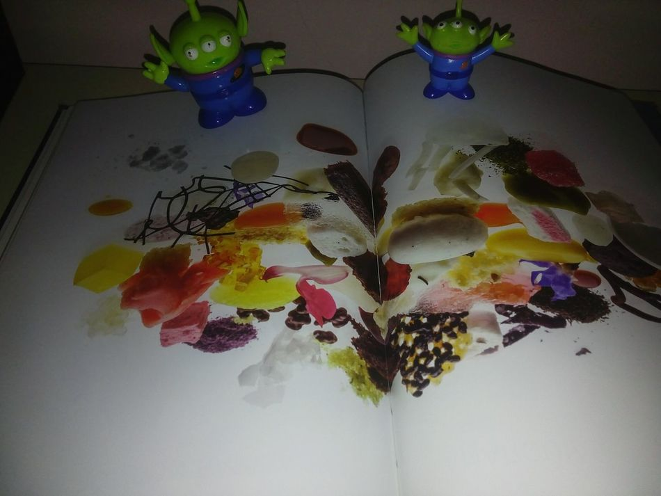 Toystory Book Cook  Food Alien EyeEm Celler De Can Roca Dessert