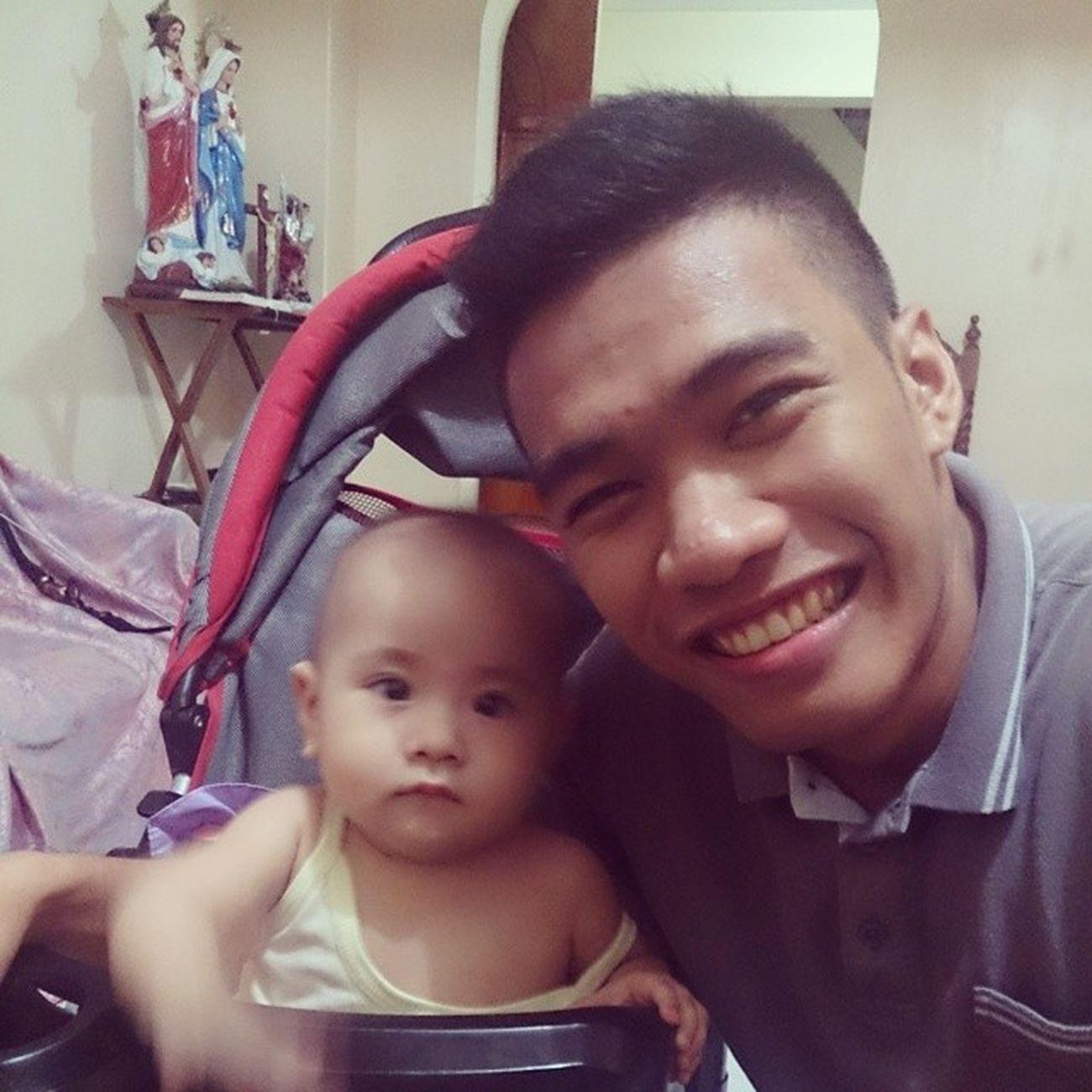 This cutie patootieeeee. :-) Babytoni Cousin