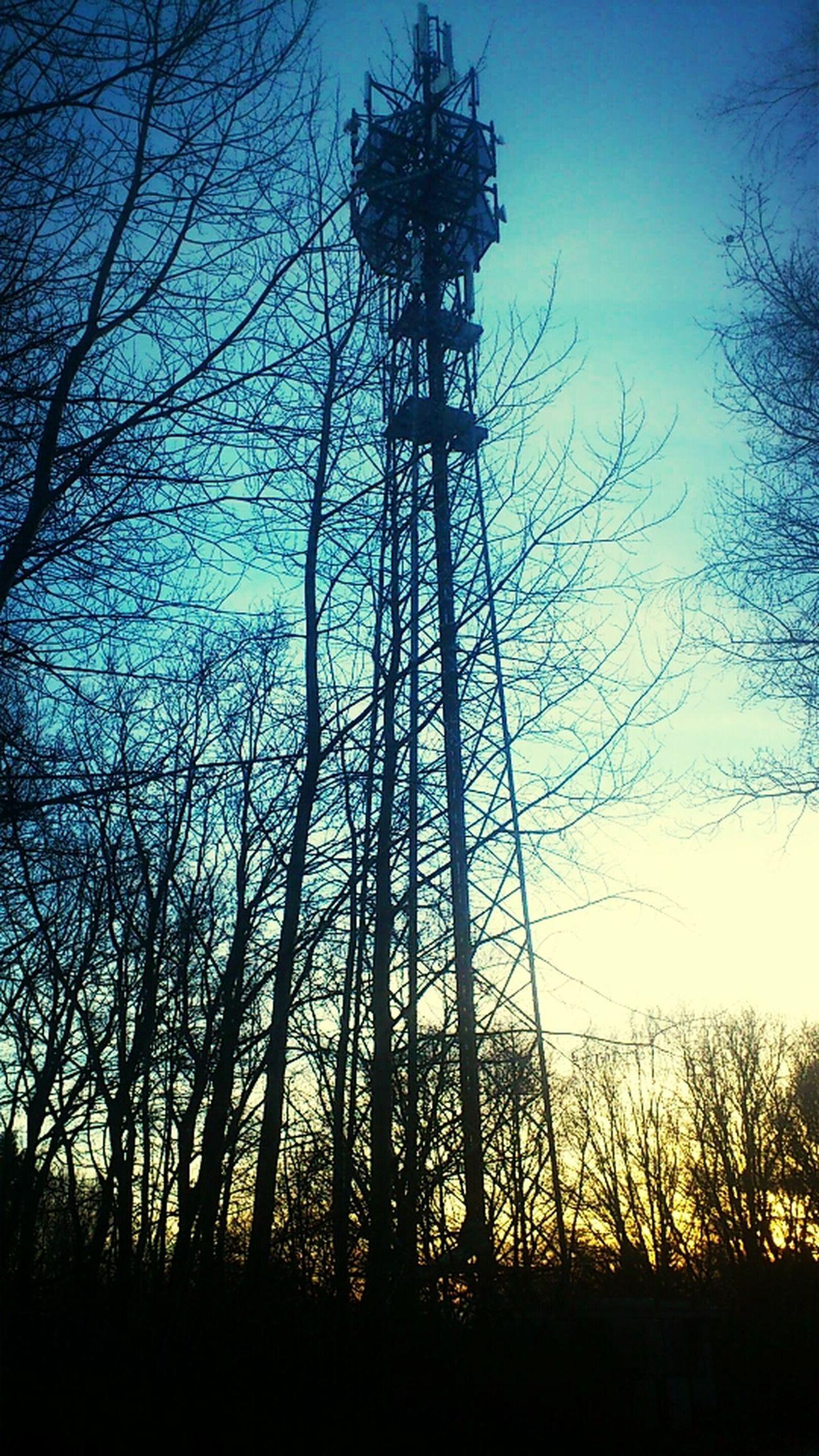 Funkturm Architecture Turm Architektur