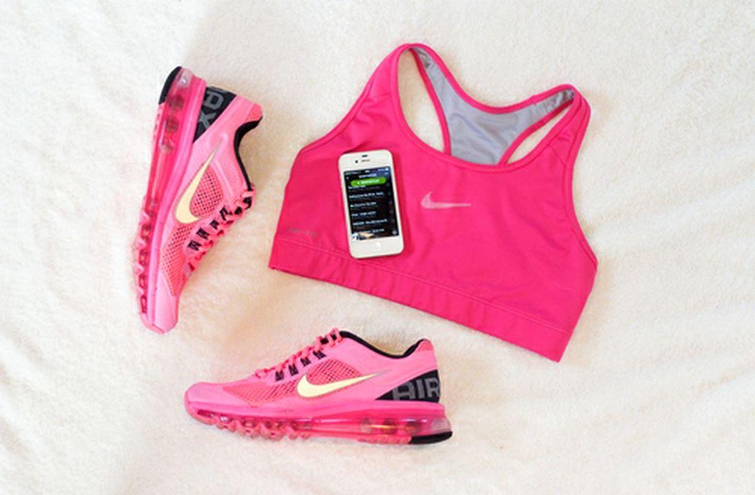I Love NIKE Nike Hi! Enjoying Life