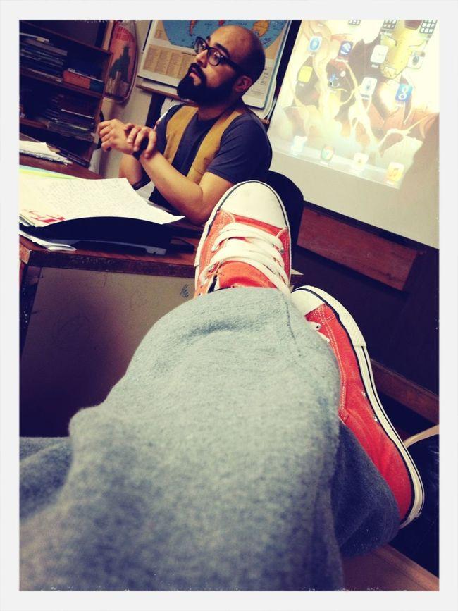 Favorite Class , Favorite Teacher ;3