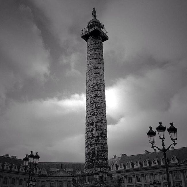 Blackandwhite BNW PARIS Bastille Longandtall