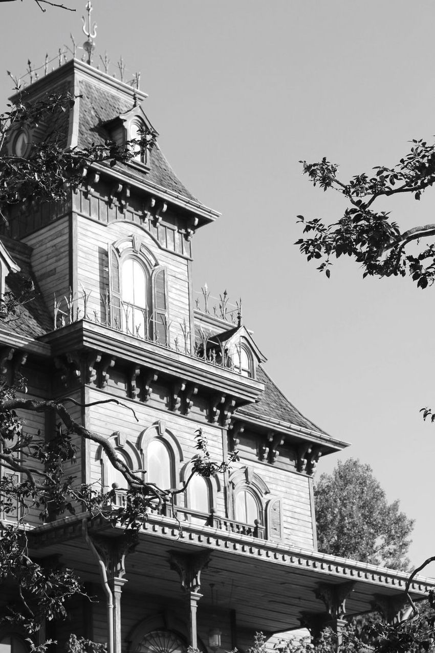 Phantom manor Disneyland Resort Paris Disneyland Disneyland Paris Phantom Manor