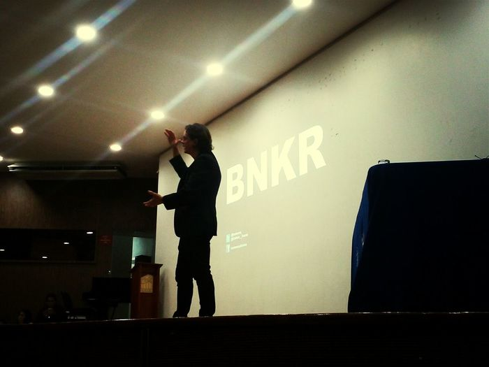 _BNKR | Esteban_Suarez Architecture Conference At A Conference Design