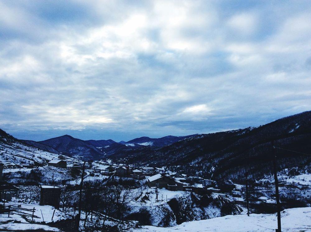 горы горыкавказа Дагестан зима снег Dagestan сергокалинский район махарги
