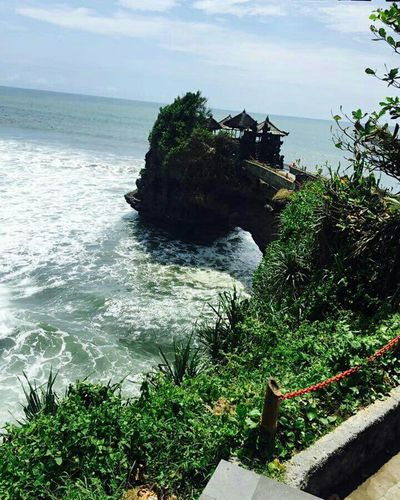 Beautiful Bali Tree Nature Sea Sky No People Water Beach Landscape Scenics Beauty In Nature Outdoors Grass Day Beautiful ♥ Holidays ☀ Beauty In Nature EyeEm Best Shots Memories Sisters ❤