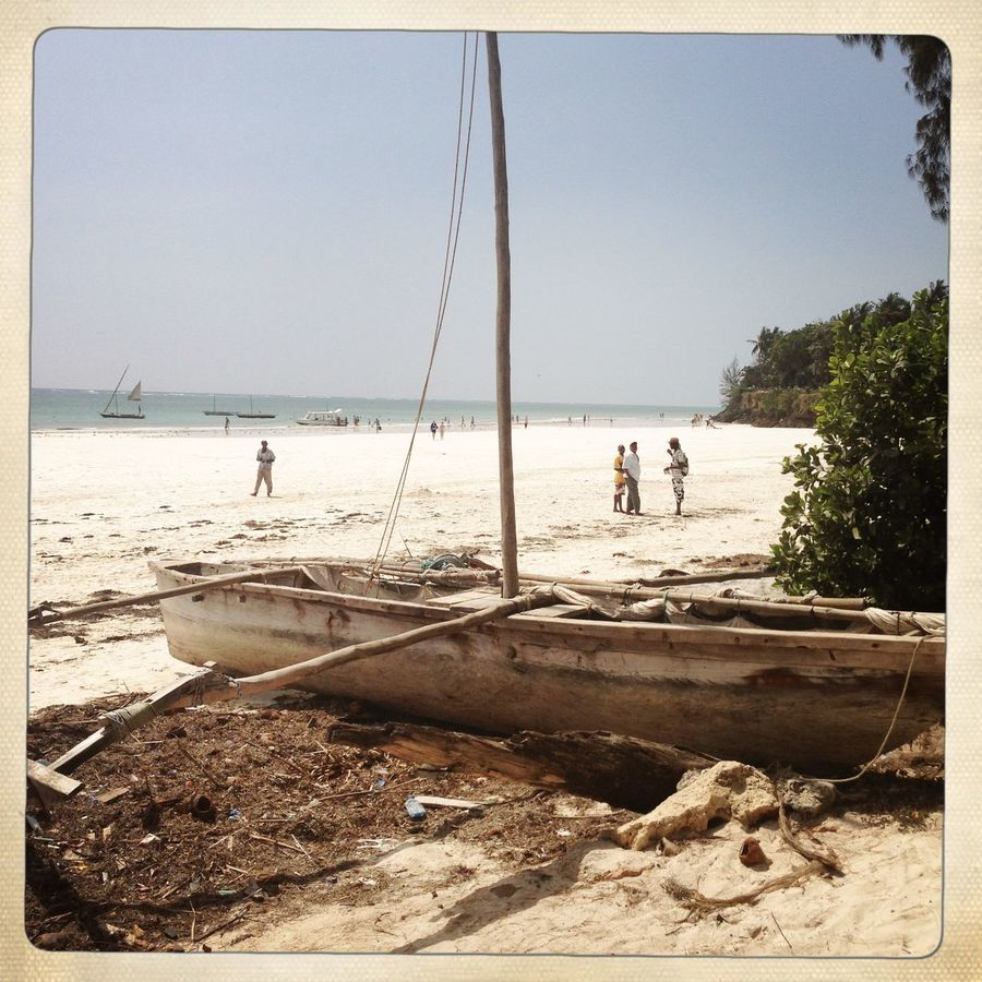 Boat Beachphotography Indian Ocean Dau Dhau Sailing