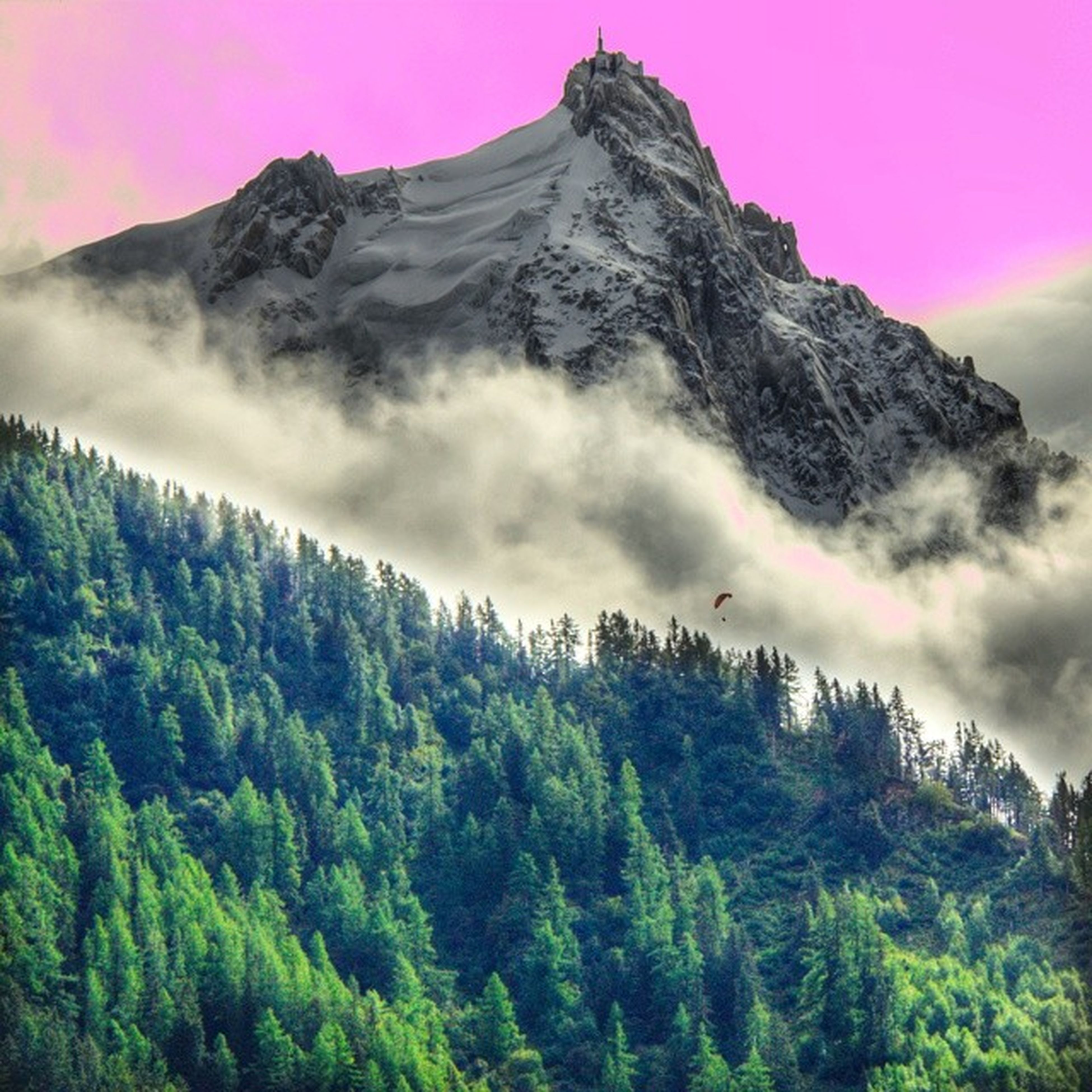mountain, nature, mountain range, beauty in nature, landscape, scenics, forest, tree, day, outdoors, no people, sky