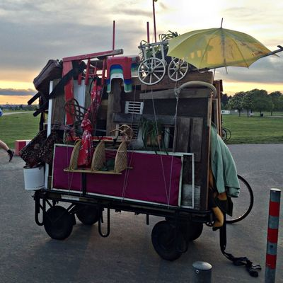 Lolmobile at Tempelhof by Tor Rauden