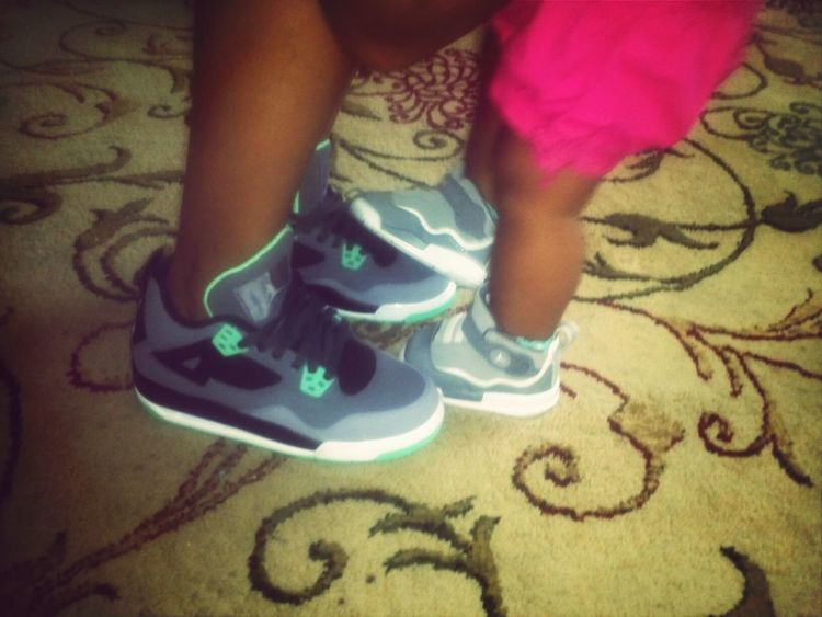 4s <3 Greys New Sneakers Love Cuttte