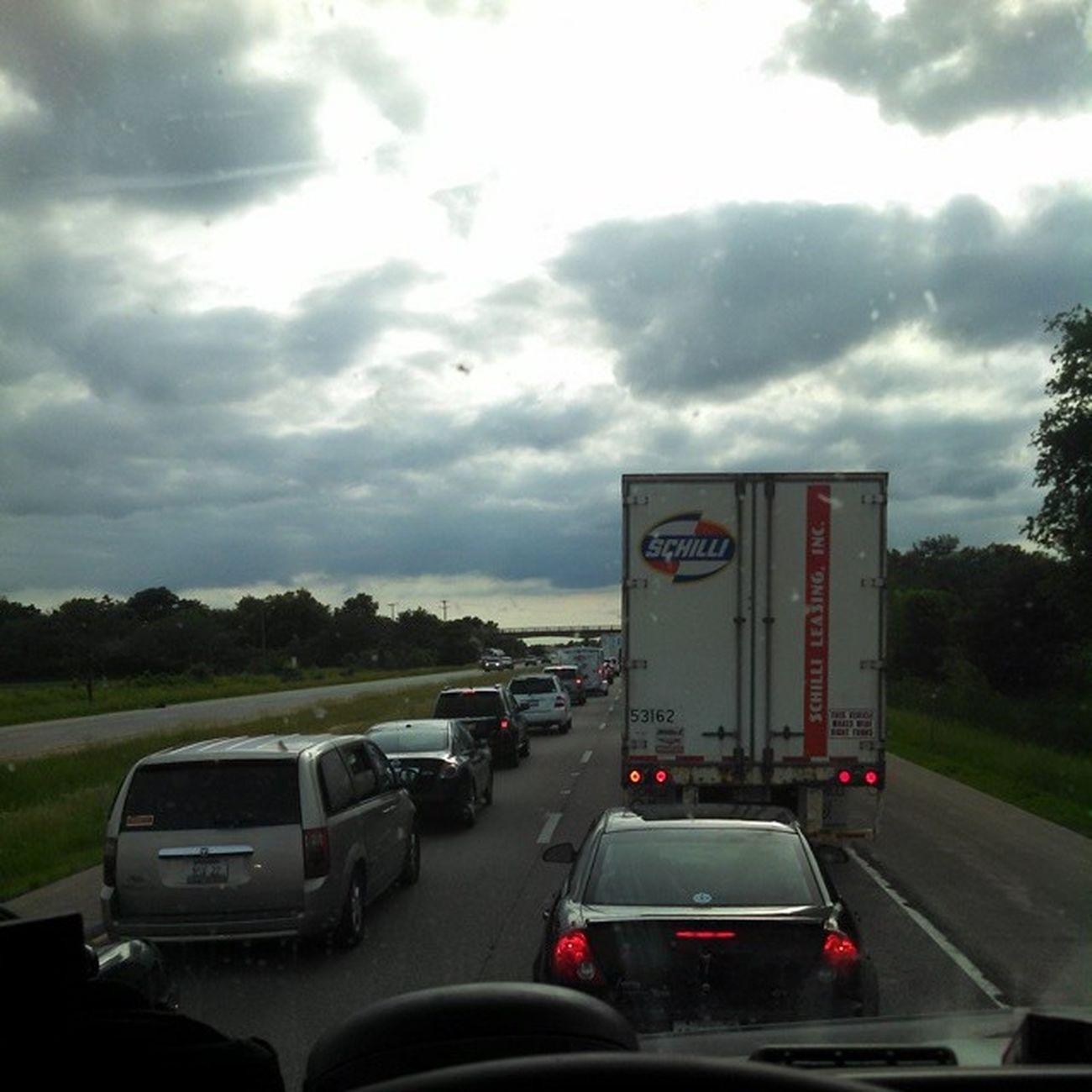 I-80W shutdown in Morris IL MM110