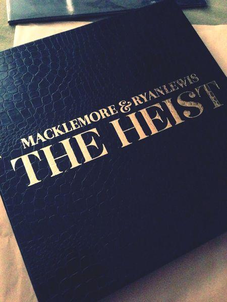 The heist. Vinyl Theheist Mackelmore Macklemore & Ryan Lewis