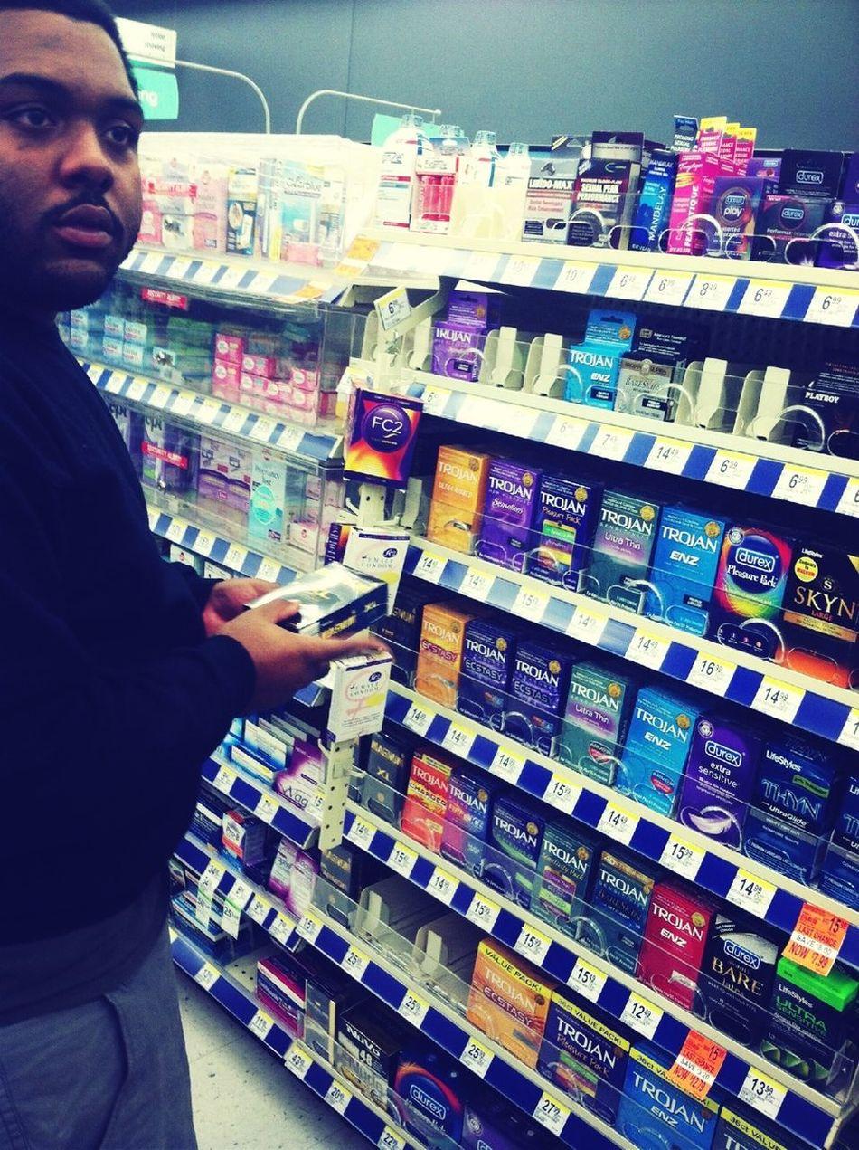 Buying Drugs