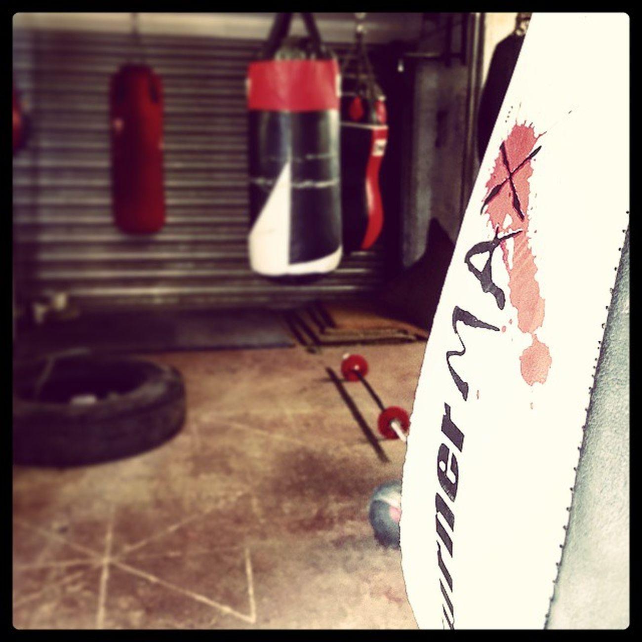 Boxing Punch Punchbag Bradbyclub Gym Gloves Hit Hard
