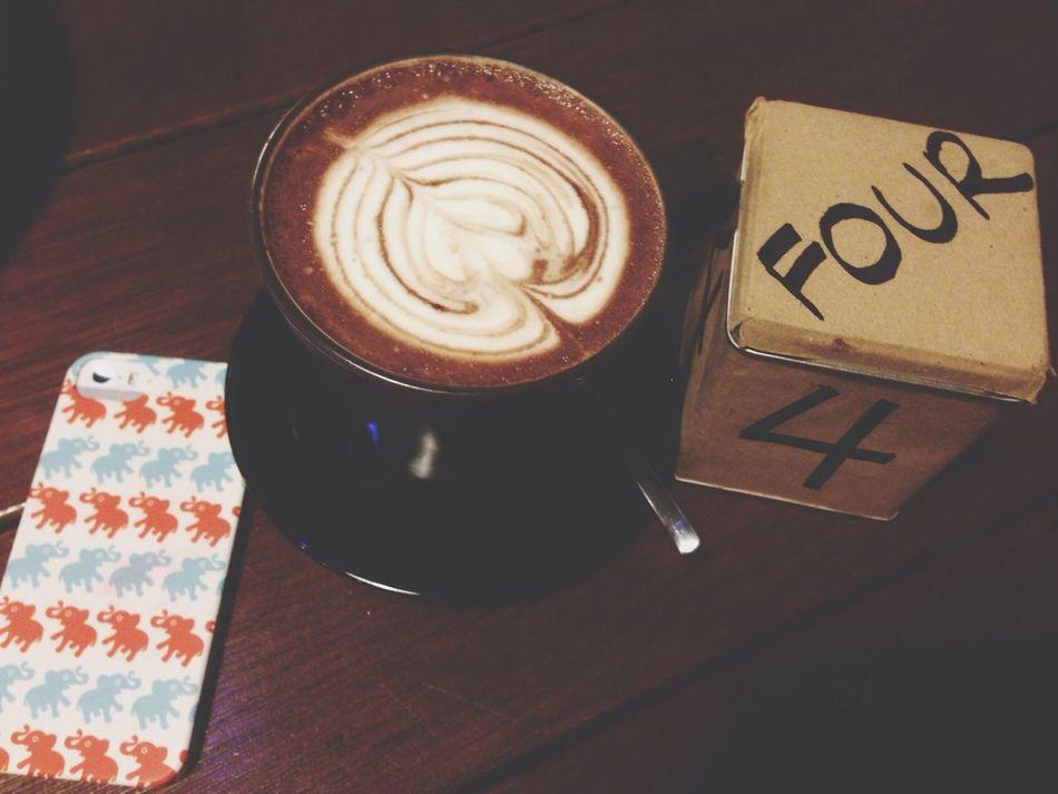 Hot Italian chocolate Chocolate