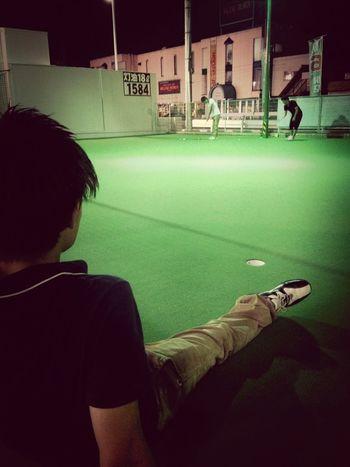enjoy golf^_^