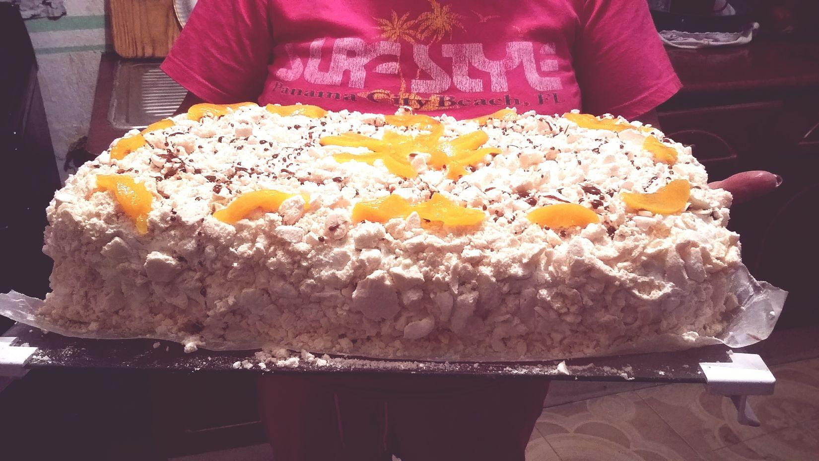 Que rico chaja 😍 Chaja Uruguay♥♥ Cake♥ Yummy♡ Traditionalfood