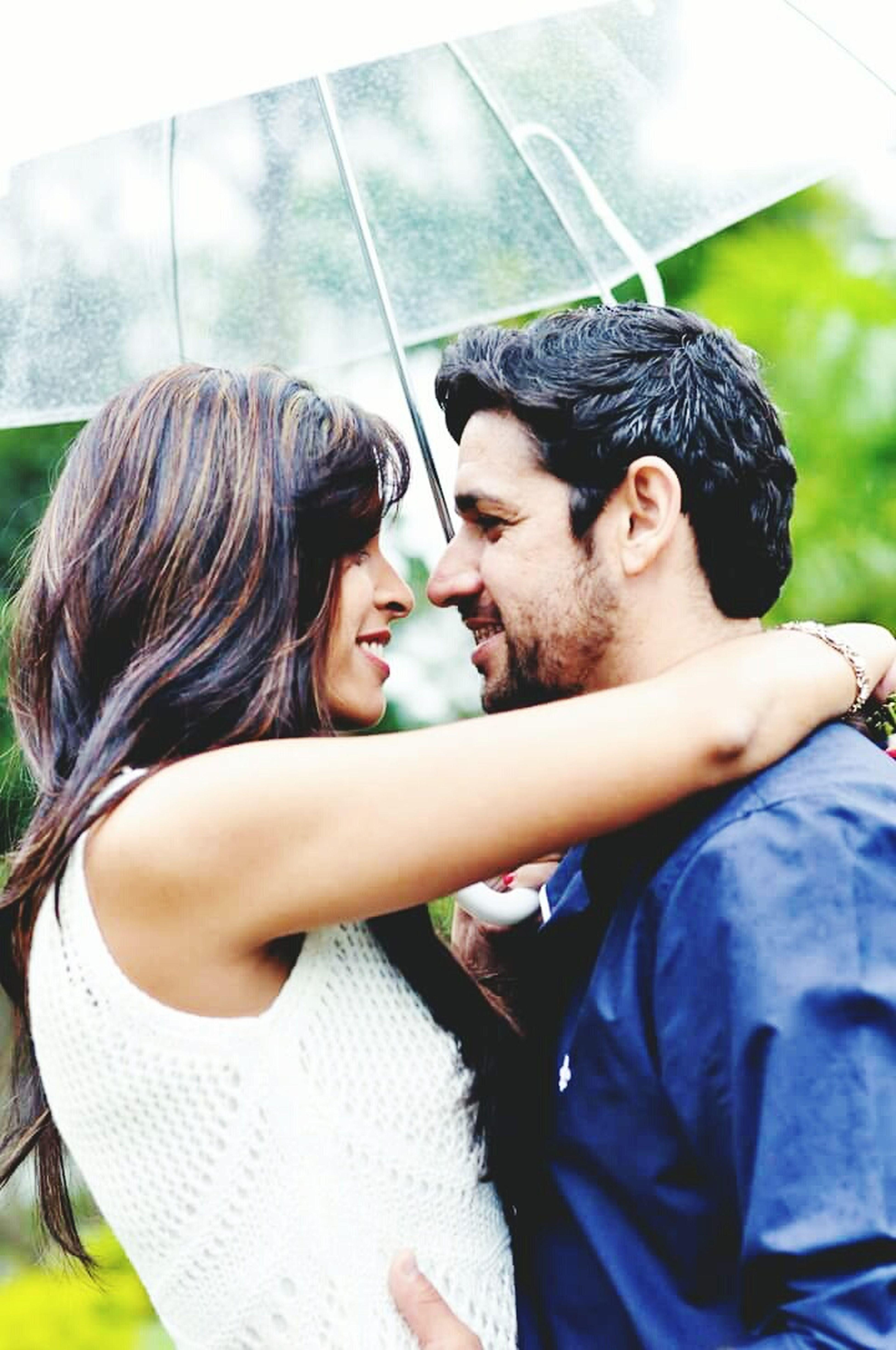 Casados e felizes..💑