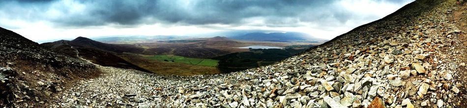 Scaled the Mountain today. Ascending The World Ireland
